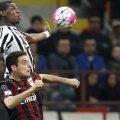Pogba l-a dominat și fizic pe Bonaventura, reușind să închidă tabela cu Milan // FOTO Reuters