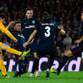 4 madrileni i-au pus capcane lui Messi în tur: Koke, Saul, Filipe Luis, Gabi (de la stânga la dreapta) // FOTO Guliver/GettyImages
