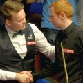 Shaun Murphy și Anthony McGill, foto: Guliver/gettyimages