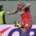 Kharja a prins 10 meciuri în tricoul Stelei. N-a apucat să marcheze, a dat numai două assist-uri