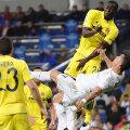 Foarfeca de miercuri l-a costat o accidentare pe Cristiano Ronaldo, prima în acest sezon // FOTO Guliver/GettyImages