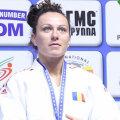 Andreea Chițu e obișnuită cu podiumurile la Europene // FOTO EJU