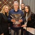 Șumudică și ai lui, campionii României
