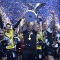 Kim Rasmussen, 43 de ani, se desparte de CSM cu trofeul Ligii Campionilor