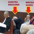 Lui Dragomir i s-a făcut rău la un moment dat, în timpul audierilor de pe 4 mai. sursa foto: cotidianul.ro
