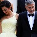 Amal Clooney & George Clooney ► Foto: hepta.ro