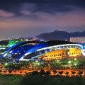 Arena din Gwangju, Coreea de Sud, a fost denumită după tehnicianul olandez Guus Hiddink