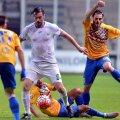 Milevski și-a bătut joc aseară de toate ocaziile create, inclusiv de un penalty
