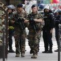 Autoritățile au mobilizat 60.200 de persoane pentru a asigura securitatea Euro 2016 // Foto: Reuters