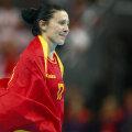 Bojana Popovici s-a născut în Serbia, dar a ales să joace pentru Muntenegru. A câștigat de 6 ori Liga Campionilor // FOTO Reuters