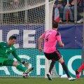 Execuția lui Giroud l-a surprins pe portarul scoțian