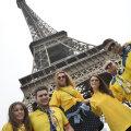 Turnul Eiffel, atracția numărul 1 în Paris pentru oricine // Foto: Alex Nicodim