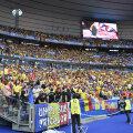 Peluza galbenă de pe Stade de France