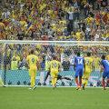 Bogdan Stancu l-a păcălit pe Lloris și a înscris primul gol al României la Euro 2016 // Foto: Alex Nicodim