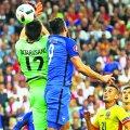 """Intervenția lui Giroud asupra lui """"Tătă"""" a încins spiritele // Foto: Getty Images"""