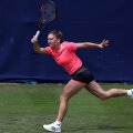 Simona Halep era favorită 3 la turneul de la Birmingham // Foto: Getty Images