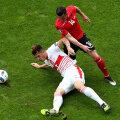 Primii frați care s-au înfruntat la un Euro, Granit și Tailant Xhaka sunt o excepție în fotbal // FOTO Reuters