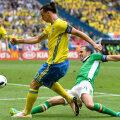 Ibrahimovici a fost decisiv în meciul Suediei cu Irlanda