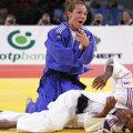 Andreea Chițu într-o partidă câștigată în fața franțuzoaicei Priscilla Gneto // FOTO Reuters