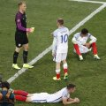 Rooney și Hart au prins amândoi echipa fotbaliștilor mediocri de la EURO 2016