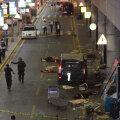Salvările și taxiurile au făcut față cu greu în a prelua victimele atentatului de pe Ataturk