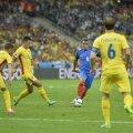 Pintilii și Hoban au jucat ultradefensiv cu Franţa // FOTO Alex Nicodim