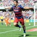 Luis Suarez se situează sub media Barcei, dar el a dat cele 84 de goluri în doar 86 de partide // FOTO Guliver/GettyImages