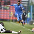 Nuno Rocha a marcat ieri al 19-lea său gol în Liga 1, în cele 71 de meciuri jucate pentru CSU Craiova