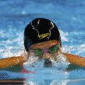 Iulia Efimova în bazinul de la Rio