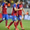 Enache, Adi Popa și Bourceanu vor fi titulari cu Dinamo