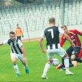"""Goga a reușit o """"dublă"""" în primul meci din L4 pentru clujeni Foto cjsport.ro"""