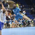 Javier Humet e la al patrulea sezon în România, el jucând și la HCM Constanța // FOTO: Raed Krishan