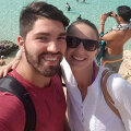 Ana Maria și Pavel Popescu în Malta