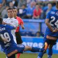 Ronaldo a fost decisiv pe Mendizoroza, făcând 2-1 cu un șut din afara careului // FOTO Reuters