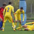 15:00 este ora la care România U17 joacă azi, la Buftea, ultimul meci din turneul preliminar pentru Euro 2017: adversar e Azerbaidjanul într-un meci doar de palmares
