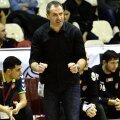 Sandu Iacob în postura de antrenor // FOTO sportpictures.eu