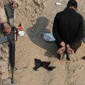 Partizan al Statului Islamic arestat // Foto: Reuters