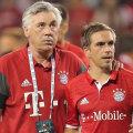 Ancelotti și Lahm nu mai sunt pe aceeași lungime de undă