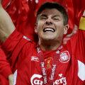 Everestul carierei lui Gerrard: Liga câștigată în 2005 la Istanbul // FOTO Reuters