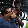 Mino Raiola și Paul Pogba, cel mai scump jucător: 105 milioane