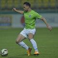 Alex Ciucur, 26 de ani, a ajuns la 3 reușite stagionale: două în Liga 1 și una în preliminariile Europa League
