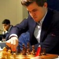 Magnus Carlsen, foto: Gulliver/gettyimages