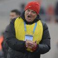 Andone, 56 de ani, are acord cu Dinamo până vara viitoare, când contractul se poate extinde pe încă un sezon, dacă roș-albii termină pe locul 1 sau 2