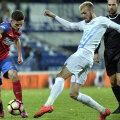 """Până să semneze cu Steaua, Man (stânga) era om de bază în """"B"""", la UTA Bătrâna Doamnă:""""14 goluri în 32 de meciuri"""