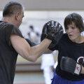 Clara Pătrugan e pasionată de multe sporturi, inclusiv de cele de contact, pe care le și practică