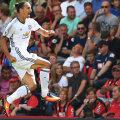 Ibra a semnat cu United pe un an, în vară, și are un salariu net de 11,5 milioane de euro