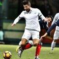 Viitorul este a patra echipă la care joacă Neluţ Roşu în Liga 1, după Chiajna, Botoşani şi CFR Cluj