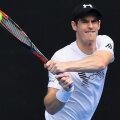 Andy Murray e pentru prima oară favorit principal la un turneu de Mare Șlem // FOTO Guliver/GettyImages