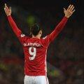 Ibrahimovici are 19 goluri în toate competițiile la United
