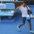 Novak Djokovici a salutat publicul de plecare mult mai devreme decât s-ar fi așteptat oricine